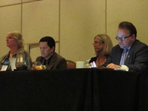 Building bridges to the future: Innovation, technology, advocacy. AATSP 2013 Opening Panel